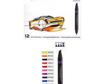 PRISMACOLOR Marker set (Primary & Secondary)