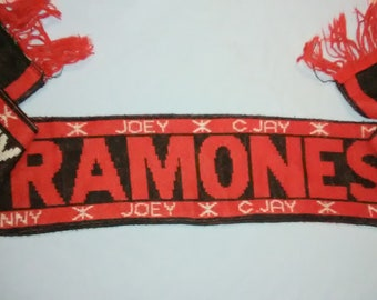 Official Ramones Scarf