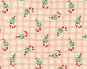 Schwellen Sie Christmas von Urban Küken - Zuckerstange in Rosa