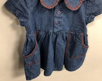 Little girl's dress from 6-9 months