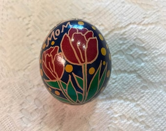 Mom Flower Egg