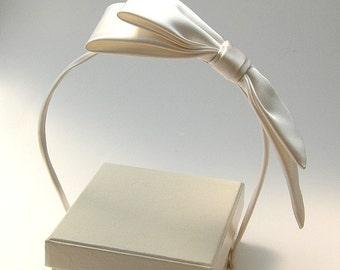 Bridal Bow headband