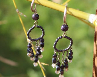 Chandelier earrings, vintage chandelier earrings, cheap chandelier earrings, chandeliers earrings, earrings chandelier FREE SHIPPING!