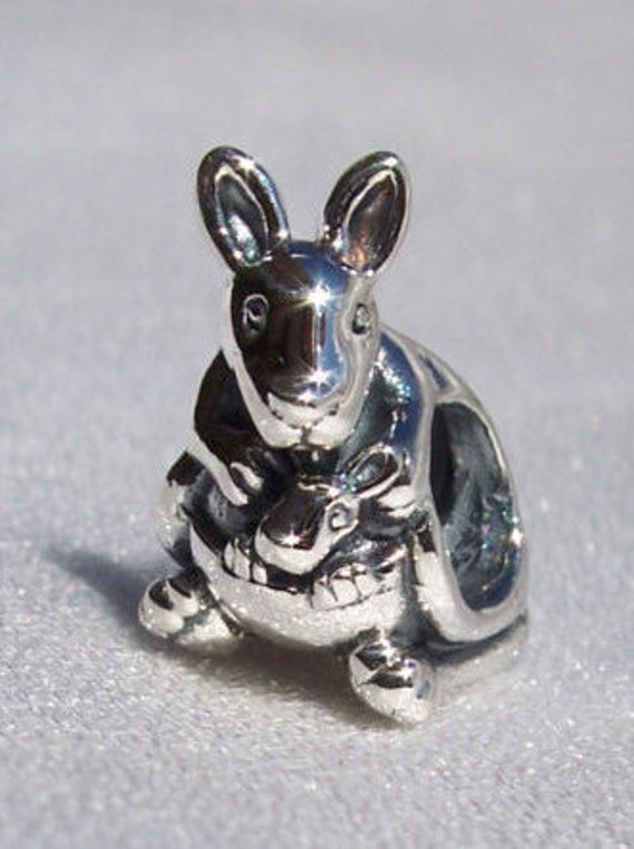 Pandora Kangaroo With Baby Bracelet Charm Joey Sterling