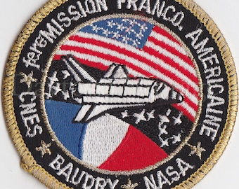 NASA Space Shuttle Mission STS-514-G Patch