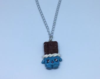 "Chocolate ""Shoppie"" Charm"