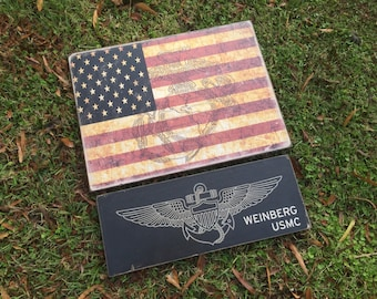 Personalized Naval Aviator Wings