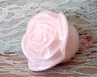 SOAP with Rose flower