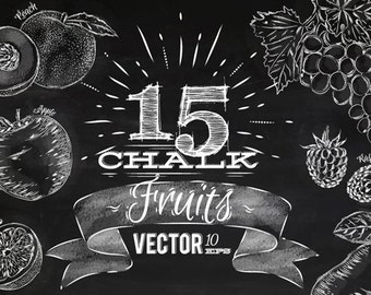 Fruit Chalk
