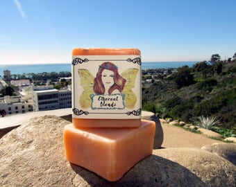 Summer's Last Kiss: Hand-Milled Soap