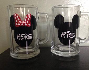 15oz Disney mugs