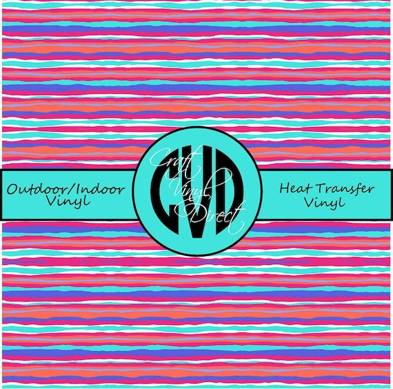 Beautiful Patterned Vinyl // Patterned / Printed Vinyl // Outdoor and Heat Transfer Vinyl // Pattern 289