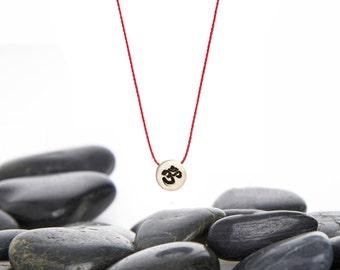 Yoga Jewelry, Yoga Necklace, Ohm Necklace, Om Jewelry, OM, Om Pendant, Om Charm, Ohm, Yoga, Ohm Jewelry, Yoga Gift, Om Symbol