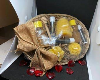 All natural Gift basket!