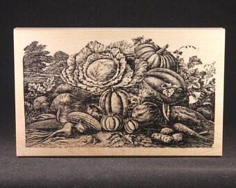 """Harvest (6.75"""" x 4"""")"""