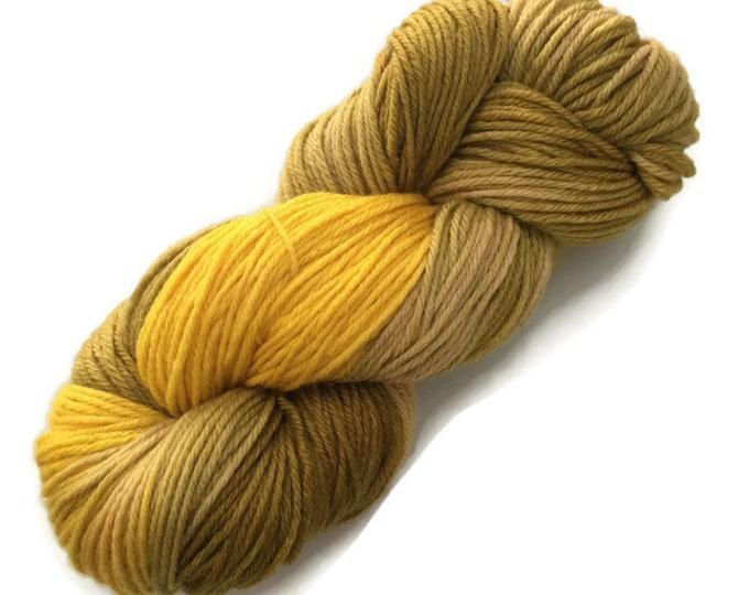 Dyed by hand 100% superwash Merino DK weight yarn