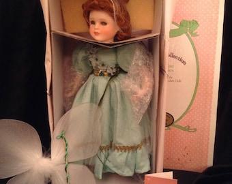 "Paradise Galleries, ""Shannon the Shamrock Fairy"""