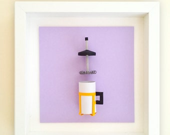 Paper French Press