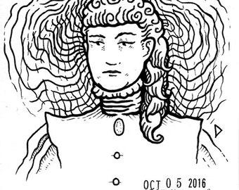 INKTOBER 2016 day 5