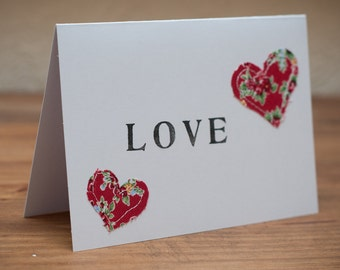 LOVE Wedding Card (or Anniversary)