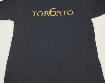 Tor6nto Tees! Toronto, 416, GTA, YYZ, CN Tower, Ontario, Canada, The 6ix, Six, 6, ivivi, ovo, The Weeknd, Gangsta T Dot T-Shirt!