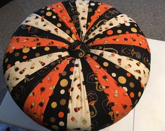 Halloween Tuffet (foot stool)