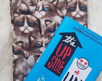 Grumpy Cat Inspired Tablet & Book Sleeve