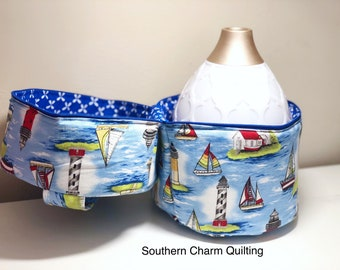 Sailboat diffuser case