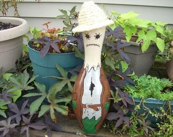 Scarecrow Bowling Pin