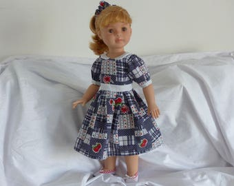"60 cm ""Queens"" Doll clothes for Paola Reina"