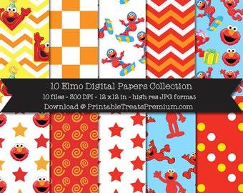 Elmo Digital Paper Pack