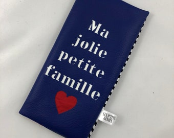 protects family spirit sailor Navy Blue, red and white personalized, birthday gift, baby accessory