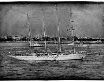 Italy Sailboat