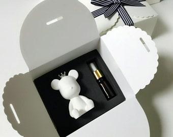 Car Air Freshener / Plaster Air Freshener / Ornament / Perfume / Bear Brick / Bear