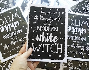 Modern White Witch ZINE