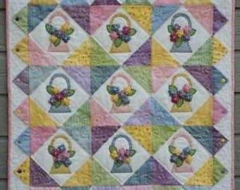 Spring Fever by Robb-n-Graves Designs - Quilt Pattern