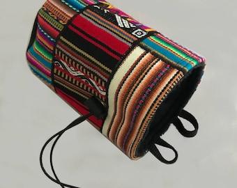 Peru Patch Bag