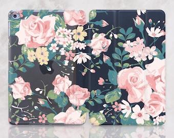 Flowers iPad Pro 10.5 Case iPad Case iPad 5 Case iPad Pro 12.9 Case iPad 9.7 2017 Case iPad 10.5 Case iPad Air 2 Case iPad Mini Case RD5031