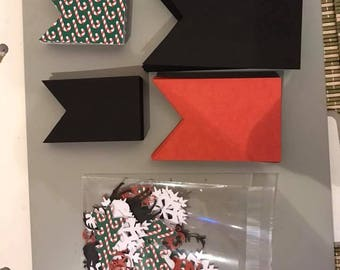 Handmade Winter Bunting Kit