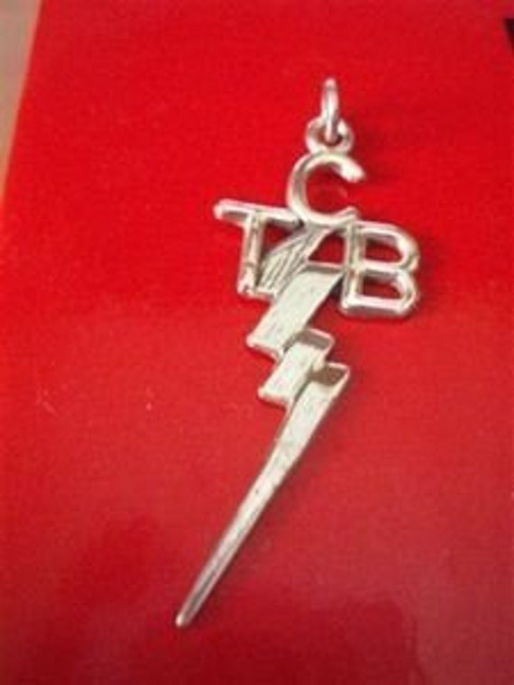Elvis presley jewelry tcb silver sterling pendant new mozeypictures Image collections