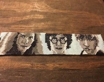 Harry Potter beaded bracelet