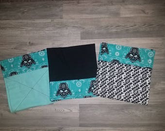 Villian Burp Cloth Set