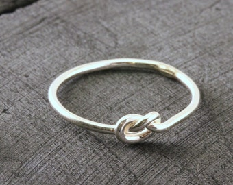 Friendship Knot Ring
