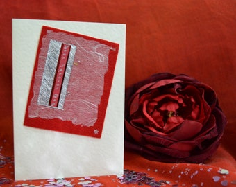 Handmade Your Special Day Card
