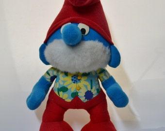 Vintage Papa Smurf