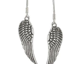 Angel Wings Earrings, Wings Earrings