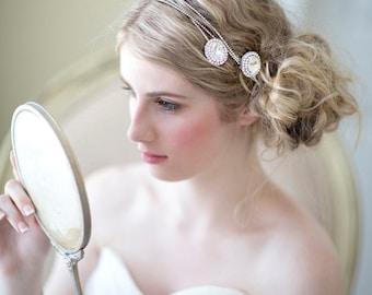 Bridal Hair Comb, Crystal Rhinestone Headpiece, Wedding Headpiece, Wedding Hair Comb, Bridal Headband