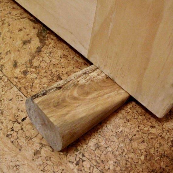 Rustic wooden Door Stop, Wooden Door Stopper, Door Wedge, Door weight, Door holder, Front door welcome, Housewarming  gift, Teacher gift