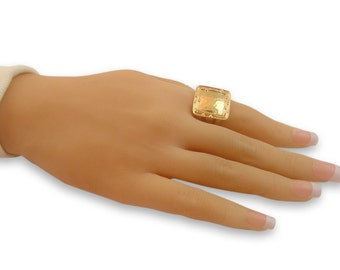 Gold ring -Gold Filled ring, gifts for women, gift for her, handmade jewelry