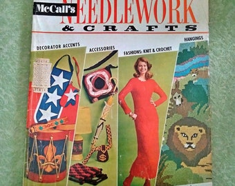 McCall's Neewlework and Craft Fall-Winter 1972-73